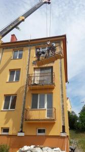 demolice balkonu 5