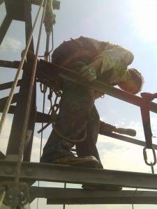 nátěr kovových konstrukcí www.hajman.eu 1